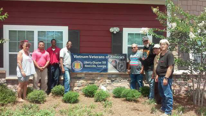 Apartments Set For Homeless Veterans